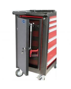 Locker for tools trolley