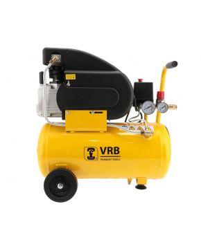 Compressor LC 24-1.5 VRB 8 bar 1.5 hp 165 l/min 24 l
