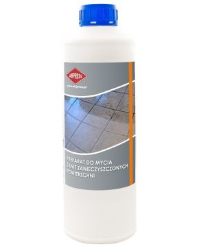 Preparation for cleaning heavily contaminated surfaces 1 kg