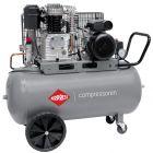 Compressor HL 425-90 Pro 10 bar 3 hp/2.2 kW 280 l/min 90 l