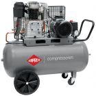 Compressor HK 625-90 Pro 10 bar 4 hp/3 kW 380 l/min 90 l