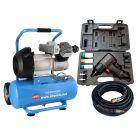 Compressor LM 25-350 10 bar 3 hp 280 l/min 25 l Plug & Play combideal