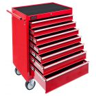 Tool trolley emtpy 7 drawers