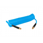 Spiral Air Hose 7,5 m 5x8 mm 10 bar