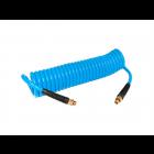 Spiral Air Hose 7,5 m 5x8 mm 10 bar