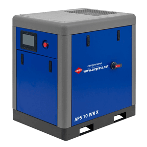 Screw compressor APS 10 IVR X