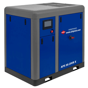 Screw compressor APS 50 2-Stage IVR X