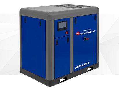 Screw compressor APS X 50 2 IVR